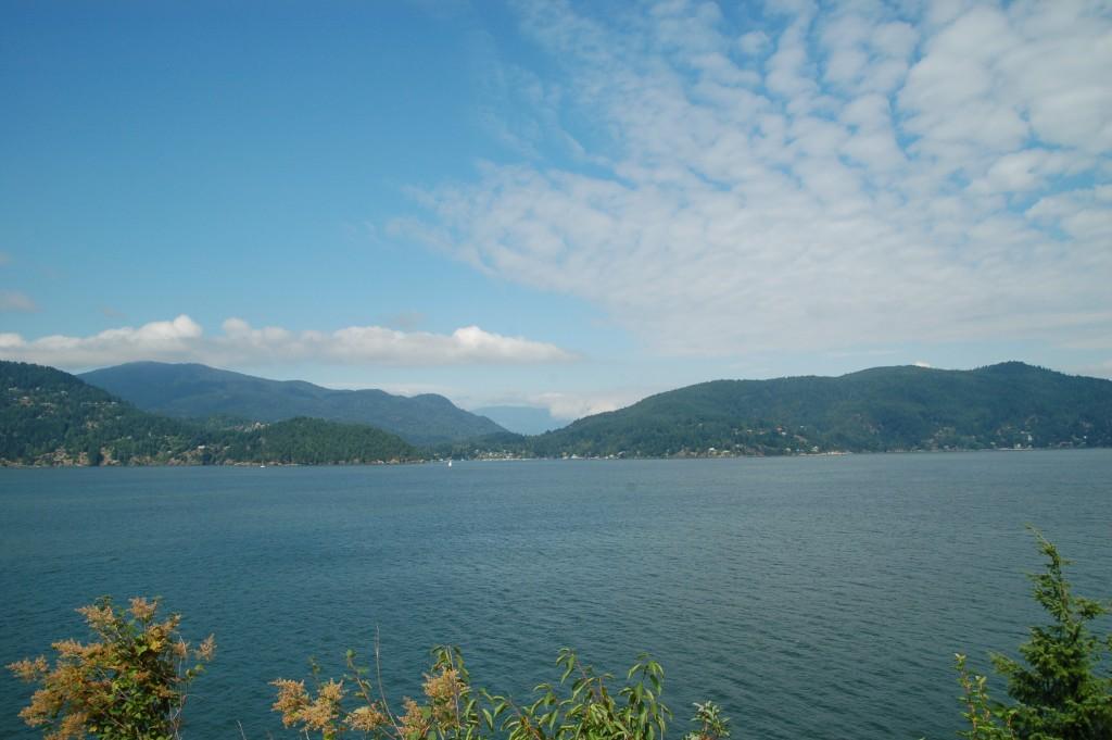 Vancouver Ausblick