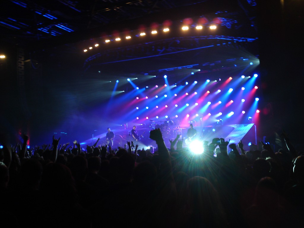 Volbeat 2010 in Düsseldorf